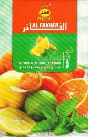 Al Fakher Цитрус с мятой