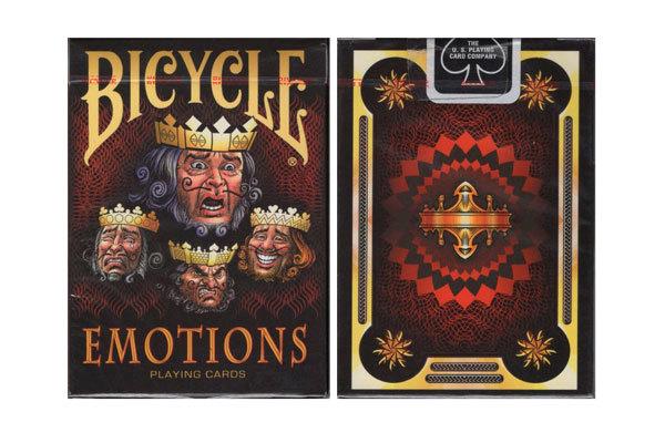 Карты Bicycle Emotions купить