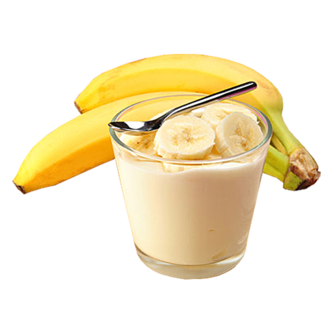 Ароматизатор для слайма TPA банановый крем 10 мл