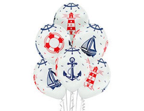 Воздушные шары Морские