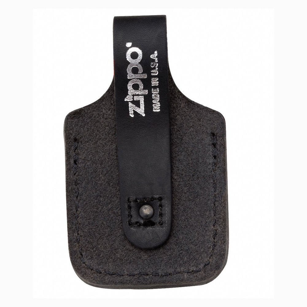 Чехол для зажигалки Zippo LPTBK, черный