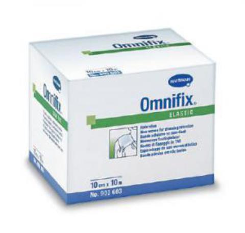Пластырь гипоаллергенный из нетканого материала Омнификс 5 см * 10 м