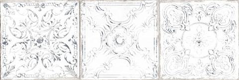 Плитка настенная   Venera Barocco Set  WT11VNS15 600х200