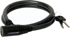 Велозамок LONGUS, 10/650мм, черный