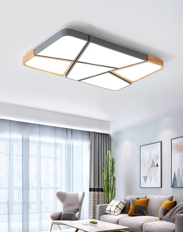 Потолочный светильник Lampatron style Fust Two