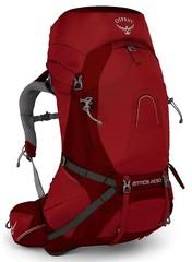 Рюкзак Osprey Atmos AG 50 Rigby Red