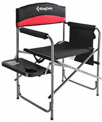 Кресло кемпинговое Kingcamp Steel Director chair (53x50x83)