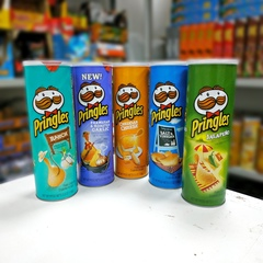 Чипсы Pringles Jalapeno Принглс со вкусом халапеньо 158 гр