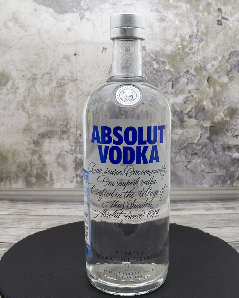 Водка Absolut 40%, 1 л.