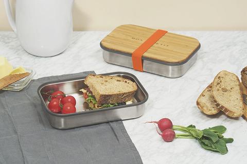 Сэндвич-бокс Black+Blum, 900 мл, оранжевый