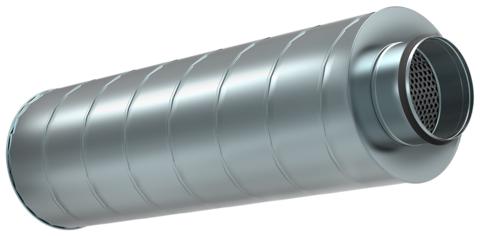 Shuft SCr 100/600 Шумоглушитель