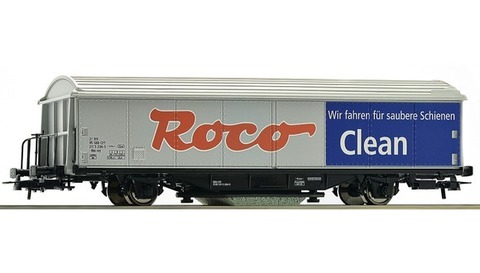 Чистящий вагон ROCO CLEAN