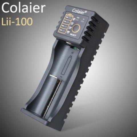 ЗУ универсальное Lii-100 одноканальное (Li-ion/Ni-CD/Ni-MH)