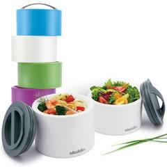 Термос для еды Aladdin Bento 0,6L белый - 2