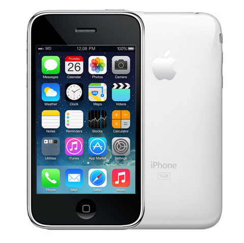 Apple iPhone 3G в аренду в Перми