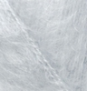 Пряжа Alize Mohair 52 (Светло-серый)