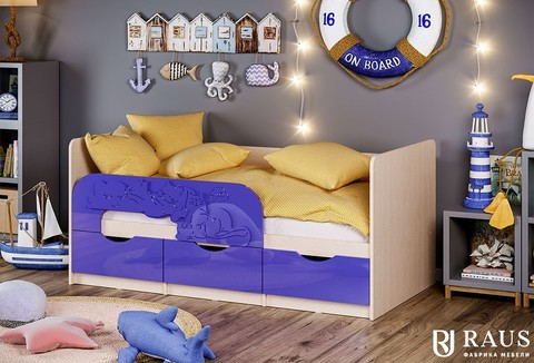 Детские кровати 3D
