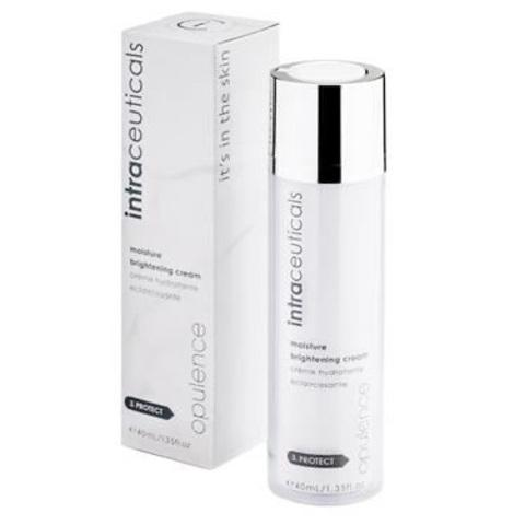 INTRACEUTICALS | Обновляющий крем, сохраняющий водный баланс / Opulence moisture brightening cream, (40 мл)