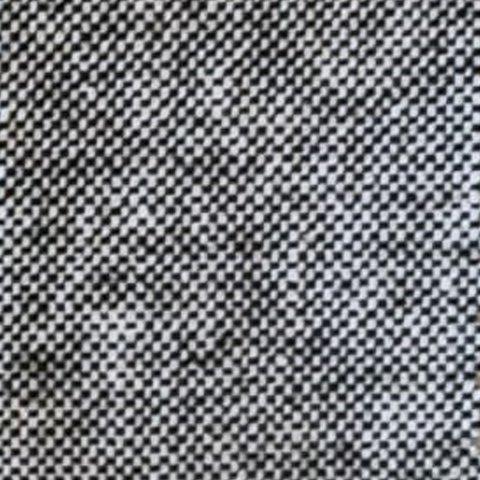Ткань Recycled Canvas Black