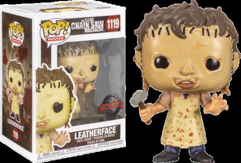 Funko POP! Movies Texas Chainsaw Massacre Leatherface w/Hammer (Exc)
