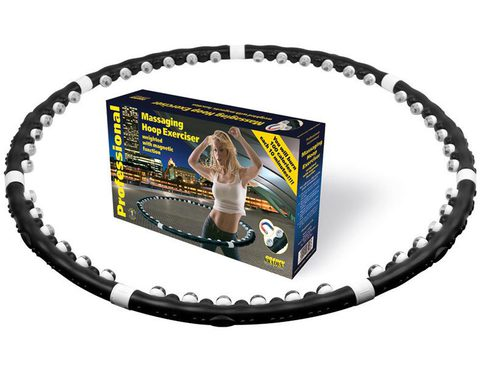 Обруч массажный с магнитами Massagin Hoop Exerciser (Acu Hoop Pro)