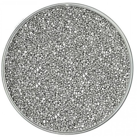 Песок серебряный кварцевый