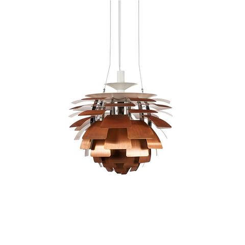 Подвесной светильник PH Artichok by Louis Poulse D40 (бронзовый)