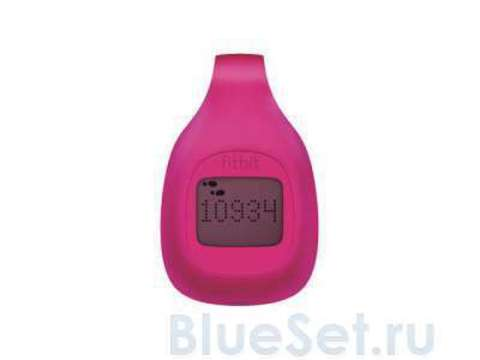 Трекер-Шагомер Fitbit Zip Wireless Activity Tracker Magenta (розовый)