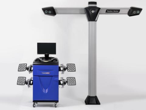 Стенд сход-развал 3D  Техно Вектор V 7204 T A