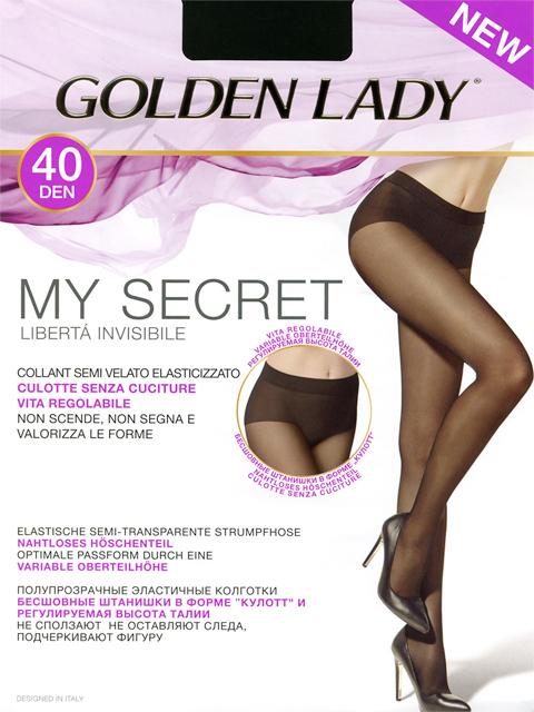 Golden Lady My Secret 40 колготки женские