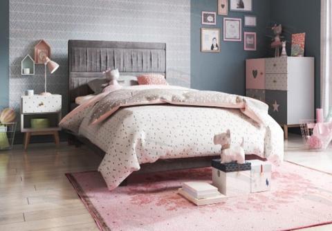 Кровать Walson Quill с основанием