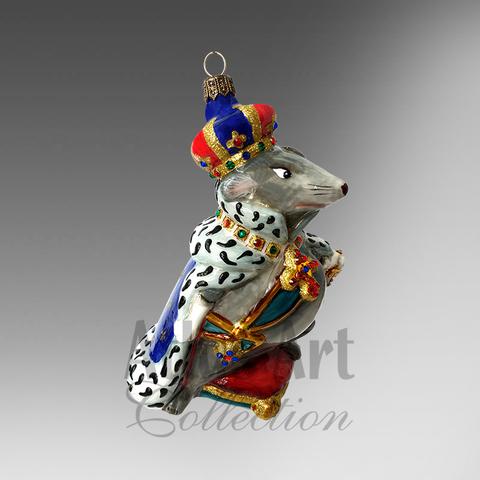 Король мышей (синий)