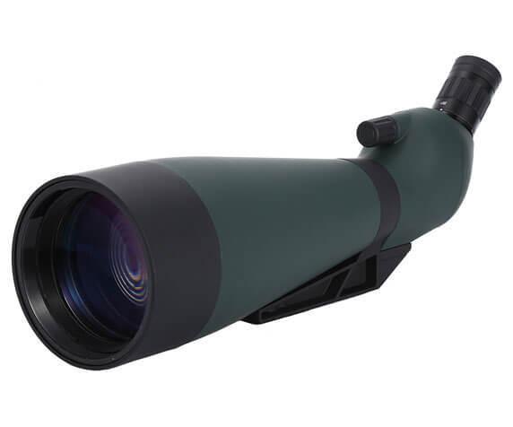 Мощный объектив трубы Levenhuk Blaze BASE 100 с полным многослойным покрытием
