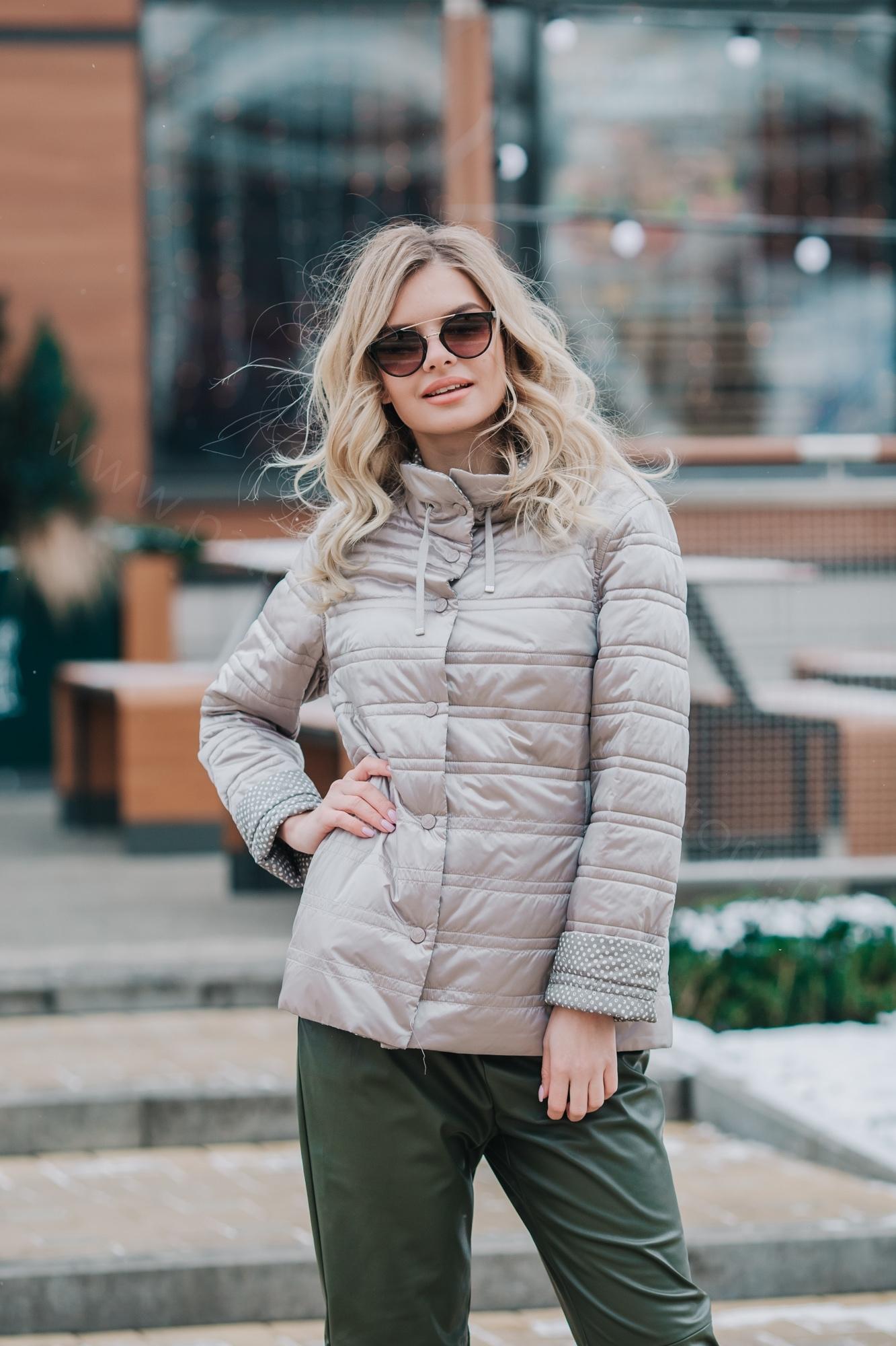 Куртка женская легкая