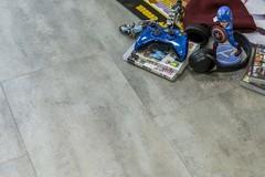 Кварц виниловая плитка Fine Floor 1543 Stone Онтарио