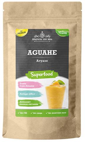 Агуахе молотый (Aguahe Superfood milled), 100 г