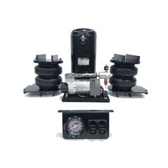 Ford Transit (полный привод) пневмоподвеска задней оси + система управления 2 контур (ресивер)
