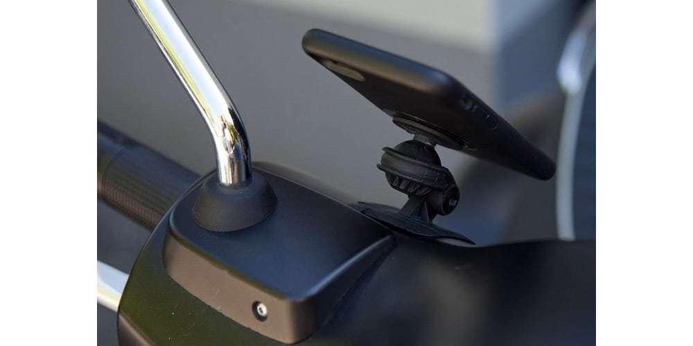 Крепление для изогнутых поверхностей SP Connect ADHESIVE MOUNT PRO