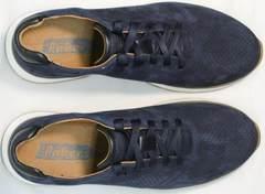 Стильные кроссовки мужские летние Faber 1957134-7 Blue