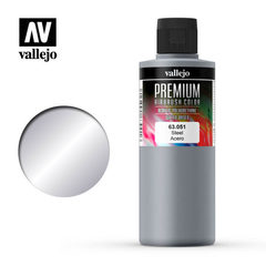 Premium color 60ml. 051-steel