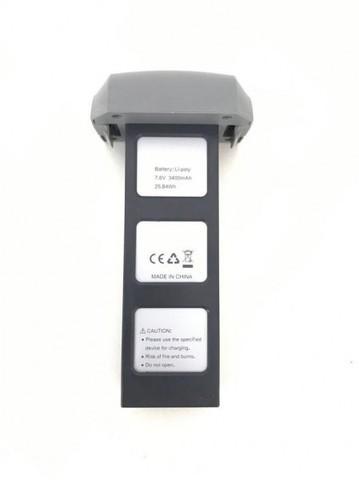 Аккумулятор Li-Po 7.6V 3400 mAh для квадрокоптера MJX V6 - MJX-V6-12