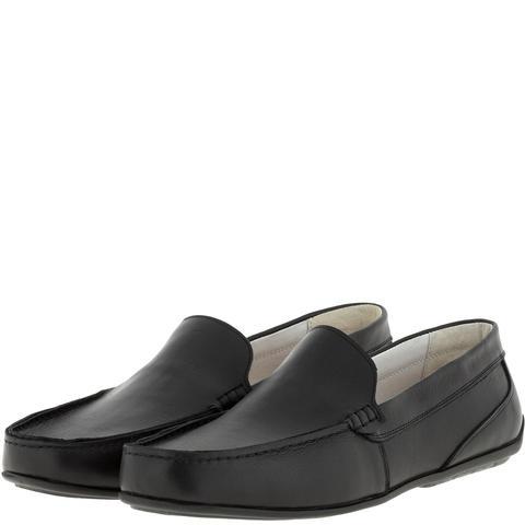 580205 Мокасины мужские кожа. КупиРазмер — обувь больших размеров марки Делфино