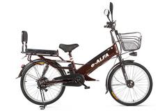Велогибрид e-ALFA GL