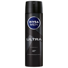Дезодорант-антиперспирант спрей Nivea ULTRA 150мл 80027