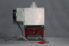 Теплообменник в палатку Сибтермо СТ-1,6 + горелка