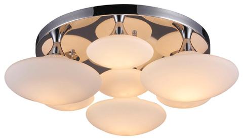 Потолочный светильник Escada Nerina 5510/7PL G9*40W Chrome