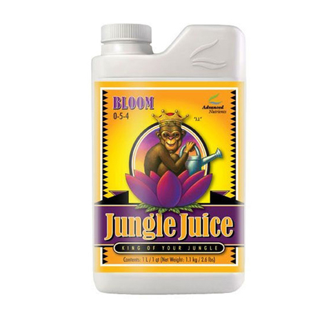 Минеральное удобрение Jungle Juice Bloom от Advanced Nutrients