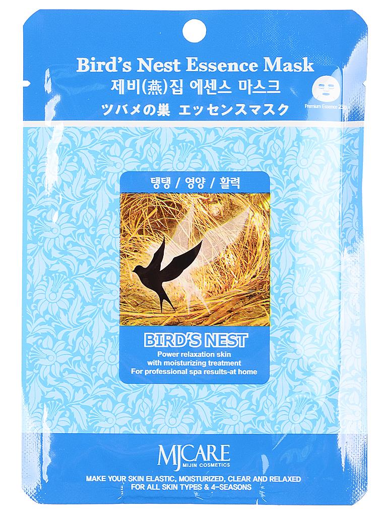 Тканевые Маска тканевая для лица ласточкино гнездо Bird`s Nest Essence Mask 23 мл МЖ82.jpg
