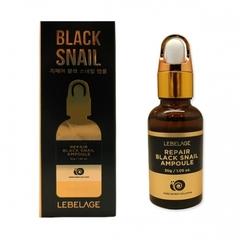 Сыворотка LEBELAGE Repair Black Snail Ampoule 30g