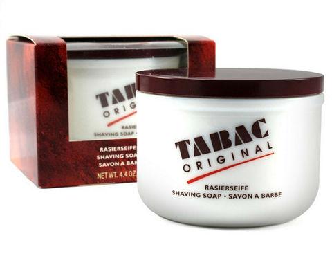 Мыло для бритья Tabac Original 125 гр. в керамической чаше с бакелитовой крышкой